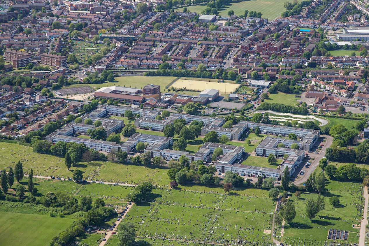Eastfields estate