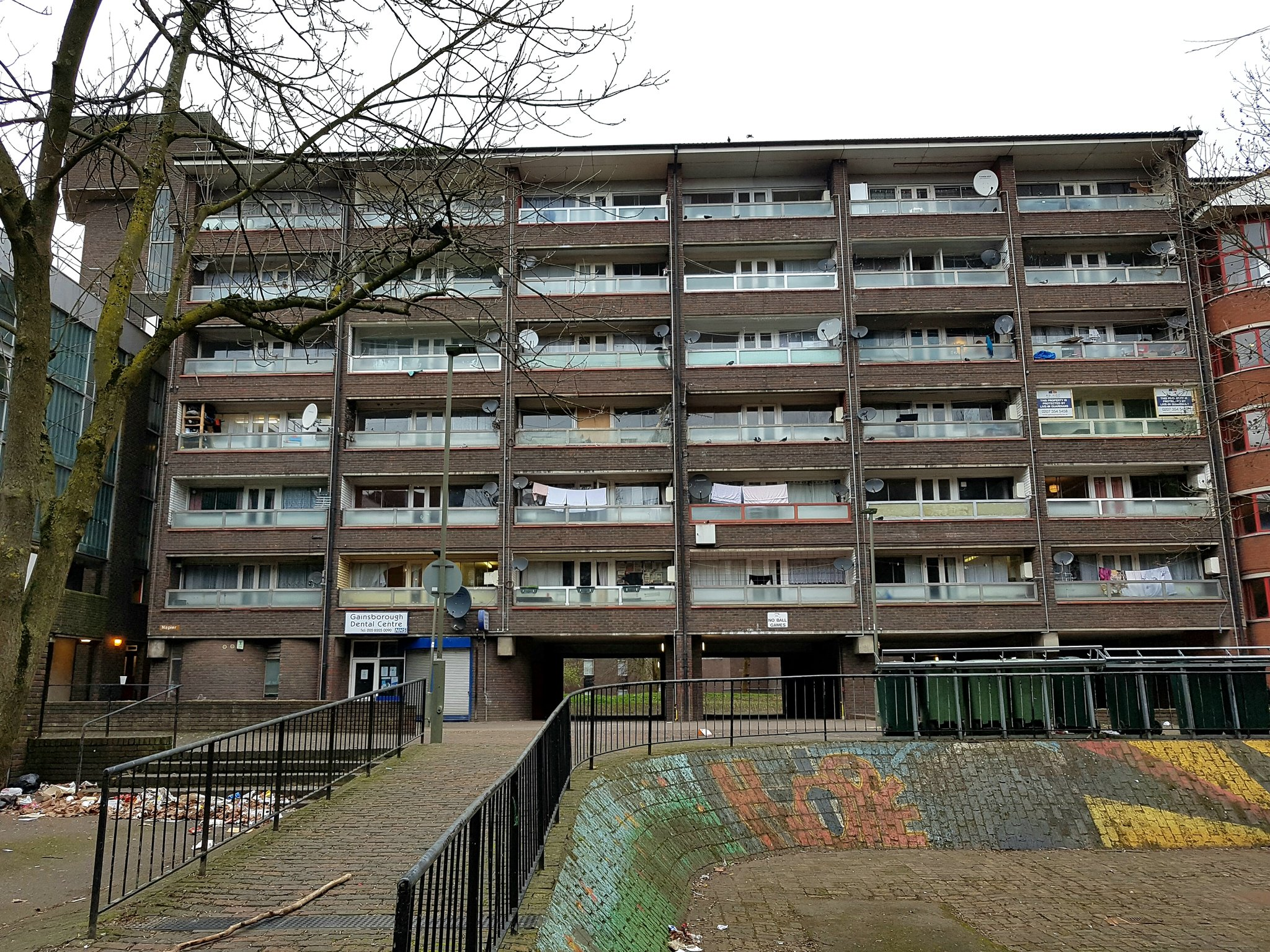 Grahame Park estate