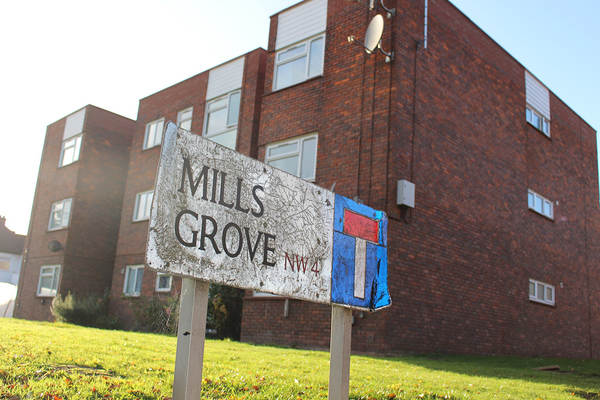 Mills Grove estate