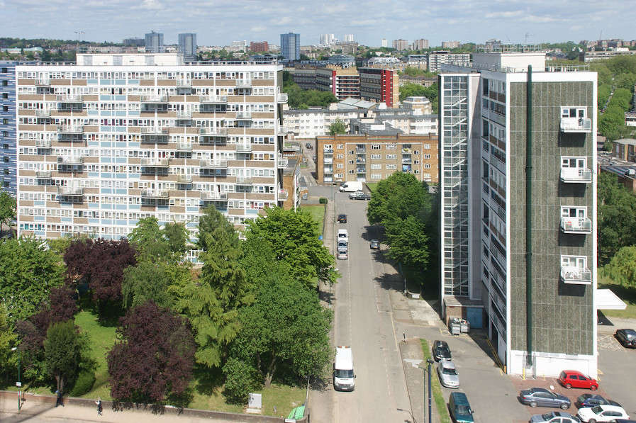 South Kilburn estate